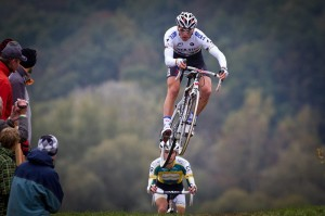 sdenek stybar catching air